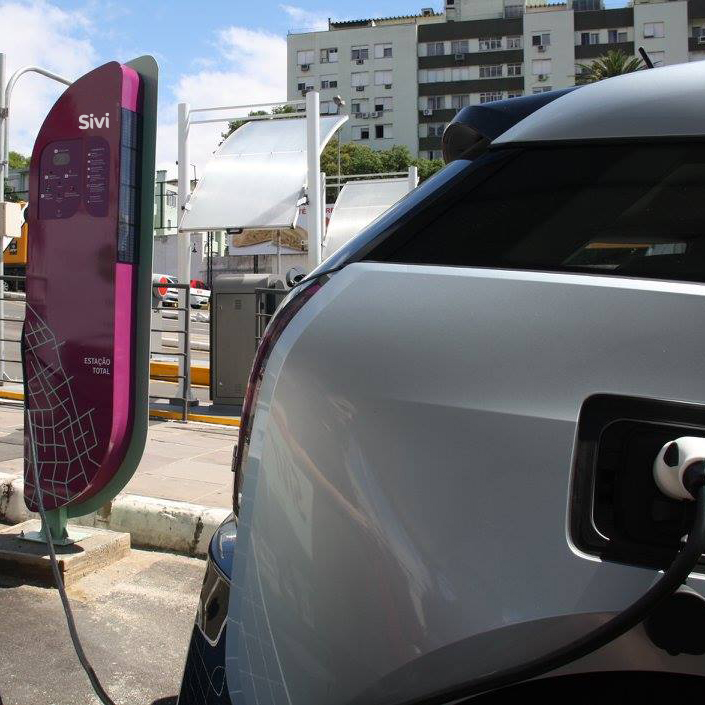 Sivi, Charging Station for Electric Cars